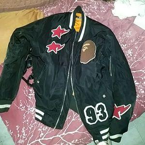 Bape Flight Jacket